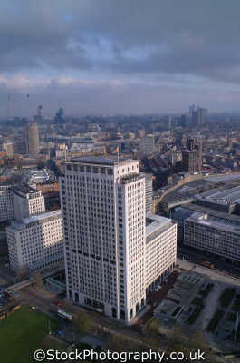 shell offices view southwark london aerial capital england english uk cockney angleterre inghilterra inglaterra united kingdom british