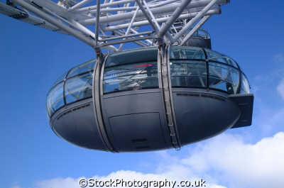 underneath pod london eye famous sights capital england english uk capsule lambeth cockney angleterre inghilterra inglaterra united kingdom british
