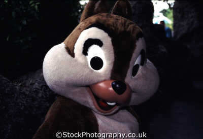 chipmunk suit costumes costumed people persons furry animals orlando florida usa united states america american