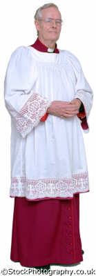 man dressed reverand vicar clergy cassock elderly aged old senior men adult males masculine manlike manly manful virile mannish people persons religious white caucasian portraits