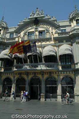 port barcelona building costa dorada mediterranean catalunya catalonia spanish espana european travel spain spanien españa espagne la spagna europe