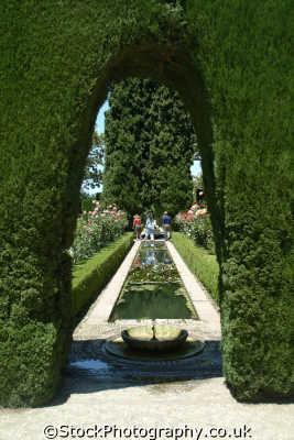 generalife gardens alhambra granada andalucia spanish espana european travel spain spanien españa espagne la spagna europe