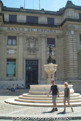 banca espana el arenal seville andalucia spanish european travel spain spanien españa espagne la spagna europe