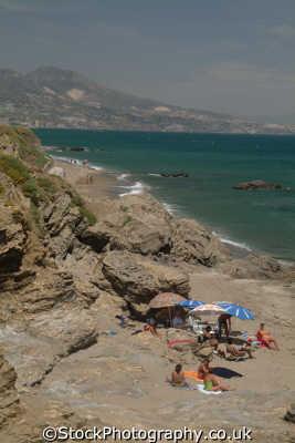 benalmadena coastline spanish espana european travel spain spanien españa espagne la spagna europe