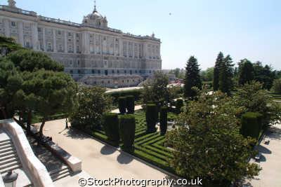 palacio real madrid spanish espana european travel palace spain spanien españa espagne la spagna europe