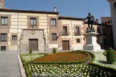 plaza la villa torre los lujanes madrid spanish espana european travel spain spanien españa espagne spagna europe