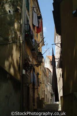 street lisbon portuguese portugese european travel lisboa portugal europe