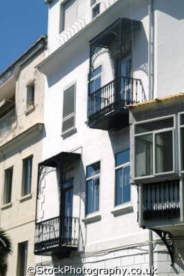 buildings gibraltar uk colonies travel gibraltarian europe european