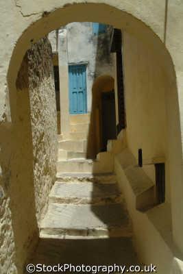 casbah alleyway moroccan african travel morocco maroc africa
