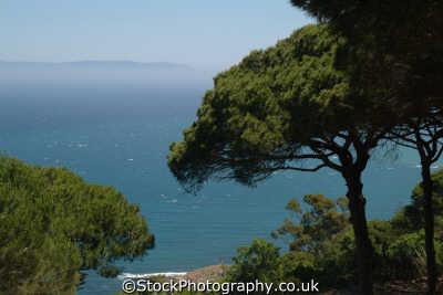 straits gibraltar tangiers moroccan african travel mediterranean morocco maroc africa