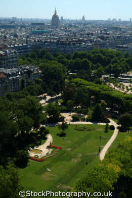 aerial paris dome church distant french european travel parisienne france la francia frankreich europe