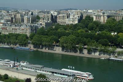 aerial paris seine french european travel river parisienne france la francia frankreich europe