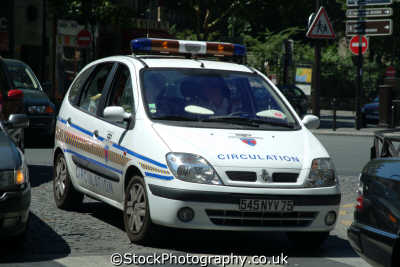 circulation police car paris french european travel parisienne france la francia frankreich europe