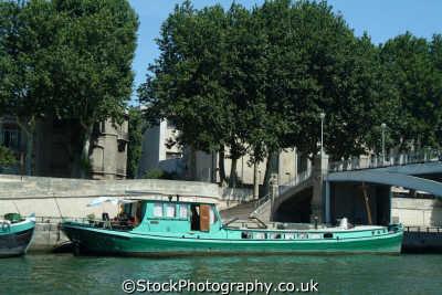 houseboat seine paris french european travel parisienne france la francia frankreich europe