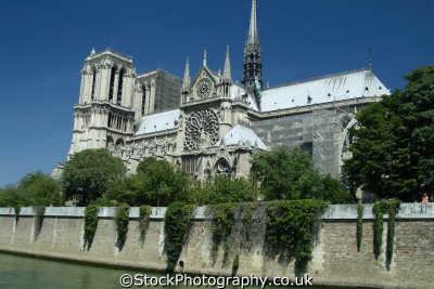 notre dame cathedral paris view french european travel parisienne france la francia frankreich europe