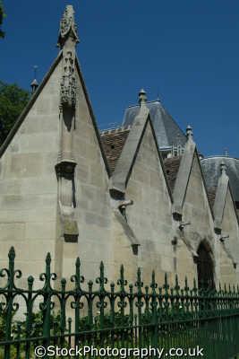 st severin church left bank paris french european travel parisienne france la francia frankreich europe