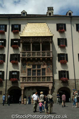 facade innsbruck alps alpine austrian osterreich european travel austria österreich europe