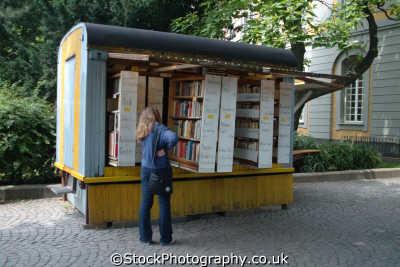 book stall bonn north rhine westphalia german deutschland european travel rhineland valley germany europe germanic