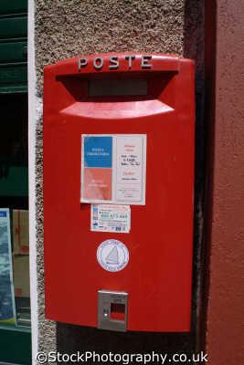 italian post box european travel postal italy italien italia italie europe