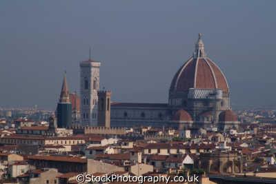 duomo florence aerial tuscany toscana italian european travel cathedral firenze florentine italy italien italia italie europe