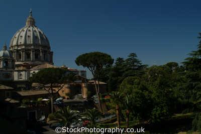 popes gardens vatican city rome lazio italian european travel roma roman italy italien italia italie europe