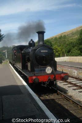 steam train swanage south west england southwest country english uk railway railroad engine purbeck dorset angleterre inghilterra inglaterra united kingdom british
