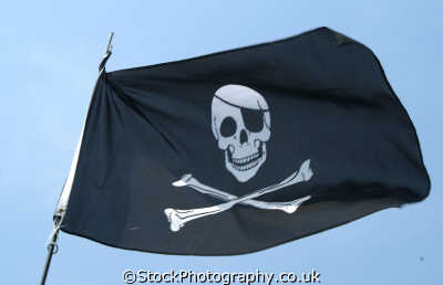 jolly roger flags abstracts misc. pirates