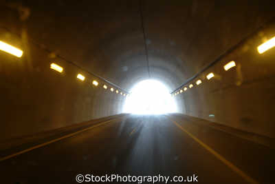 light end tunnel allegory abstracts misc.