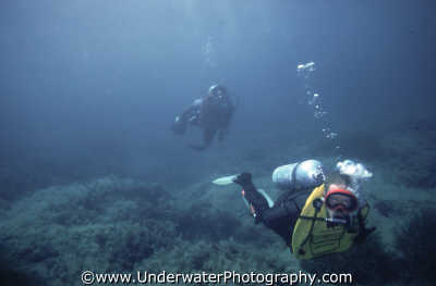 divers good vis diving people scuba underwater marine swim benny sutton cyprus europe european cypriot