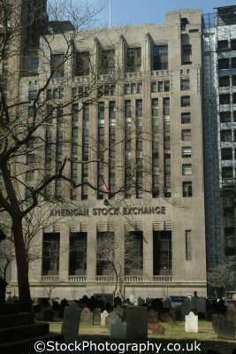 financial district graveyard american stock exchange new york yankee travel big apple usa united states america