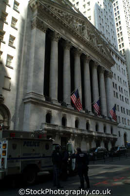 new york stock exchange american yankee travel money markets finance financial big apple usa united states america