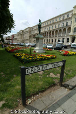 crescent terrace cheltenham midlands england english uk gloucestershire angleterre inghilterra inglaterra united kingdom british