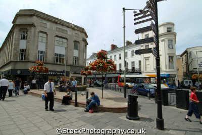 promenade cheltenham midlands england english uk gloucestershire angleterre inghilterra inglaterra united kingdom british