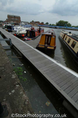 canal boats gloucester marine misc. gloucestershire england english angleterre inghilterra inglaterra united kingdom british