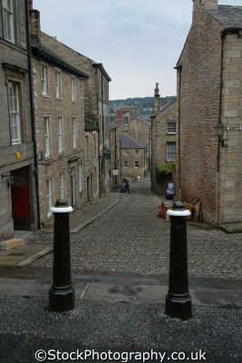 typical street lancaster british housing houses homes dwellings abode architecture architectural buildings uk lancashire lancs england english angleterre inghilterra inglaterra united kingdom