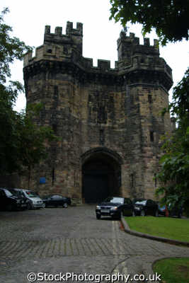 lancaster castle prison uk prisons penal detention british architecture architectural buildings lancashire lancs england english angleterre inghilterra inglaterra united kingdom