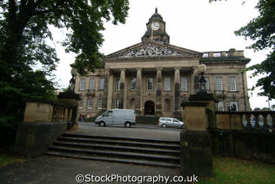 town hall lancaster uk halls government buildings british architecture architectural lancashire lancs england english angleterre inghilterra inglaterra united kingdom