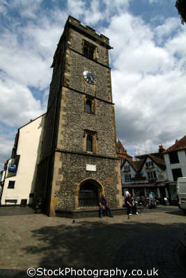 st albans clocktower british clocktowers unusual buildings strange wierd uk hertfordshire herts england english angleterre inghilterra inglaterra united kingdom