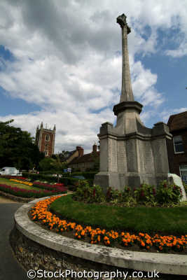 st albans war memorial mary church uk memorials military militaries hertfordshire herts england english angleterre inghilterra inglaterra united kingdom british