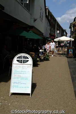st albans shopping south east towns southeast england english uk hertfordshire herts angleterre inghilterra inglaterra united kingdom british