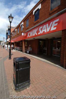 kwik save wrexham retailers brands branding uk business commerce wales welsh país gales united kingdom british