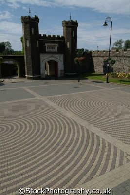 antrim british castles architecture architectural buildings uk county aontroim northern ireland ulster irish irland irlanda united kingdom