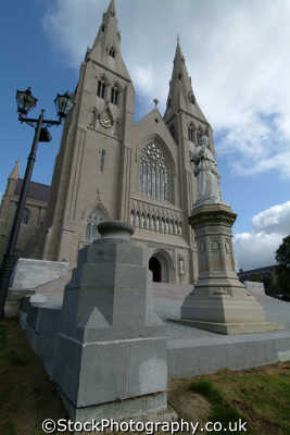 st patrick cathedral rc armagh uk cathedrals worship religion christian british architecture architectural buildings county armargh ard mhacha northern ireland ulster irish irland irlanda united kingdom