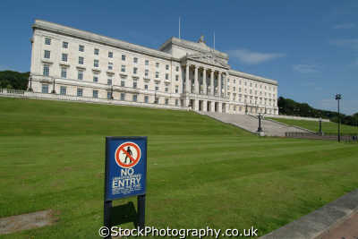 stormont uk government buildings british architecture architectural parliament northern ireland assembly belfast beal feirste ulster irish irland irlanda united kingdom