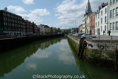 father matthew quay cork irish towns european travel corcaigh republic ireland eire irland irlanda europe