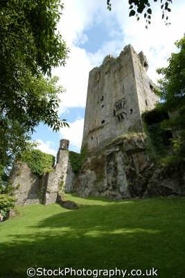 blarney castle british castles architecture architectural buildings uk cork corcaigh republic ireland eire irish irland irlanda europe european