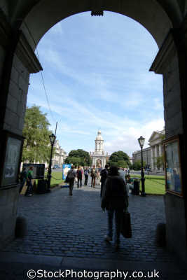 trinity college dublin british universities university education learning educated educating uk áth cliath republic ireland eire irish irland irlanda europe european