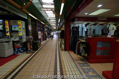 shopping arcade killarney uk markets traders commercial buildings retailers british architecture architectural kerry ciarraí republic ireland eire irish irland irlanda europe european