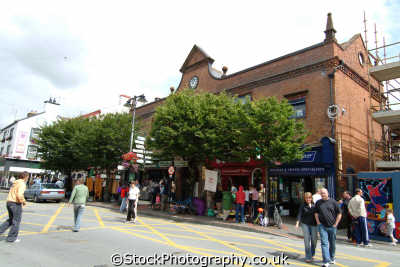 main street killarney irish towns european travel kerry ciarraí republic ireland eire irland irlanda europe