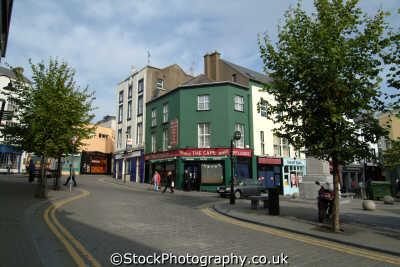 bullring wexford irish towns european travel republic ireland eire irland irlanda europe
